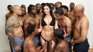 18 Men Sex-Therapy with MILF India Summer