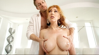 Close Up Oily Titty Jiggling w MILF Lauren Phillips!