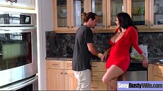 (Ava Addams) Lovely Horny Housewife With Bigtits Like Hardcore Sex clip-05