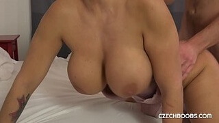 Hard dick for busty Chloe