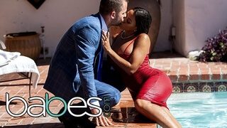 BABES - Thicc Latina Luna Star Gets Wet and Dirty