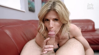 My Busty Step Mom Loves my Big Cock - Cory Chase