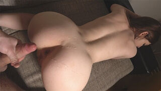 Fuck Ass my StepSister on the Couch