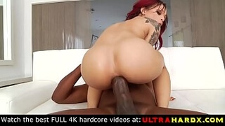Tiny and small Holly Hendrix roughy ass fucked by monster black cock - ultrahardx.com