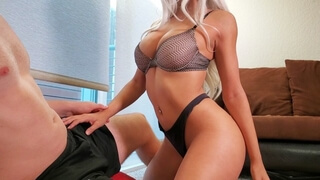 Tight Teen wants to Watch herself Ride