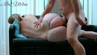 Mom Lets her Virgin Son Fuck her Big Ass!
