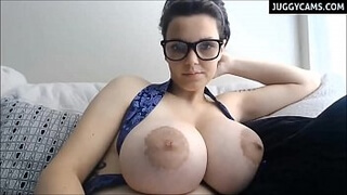 giant massive natural boobs