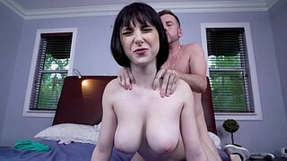 Dylann Vox And Her Natural Big Tits Will Amaze You