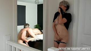 Naughty Stepdaughter Ep 16 Pt 3 - Stepdad Finally Gets Samantha's Pussy