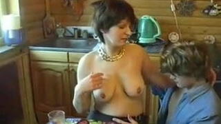 Name of Russian Czech Mother Mom Son Milf ?