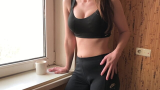 TABOO! I could not resist and Fucked Mom's Big Tits