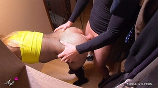 Fuck a Neighbor Whore while Wife at Work - Hidden Camera