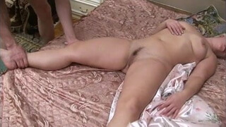 Mature and young cock 68