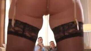 Selected Anal Scene
