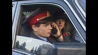 4397058 russian police on guard