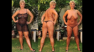 0010 Nude pussies of mature grannies