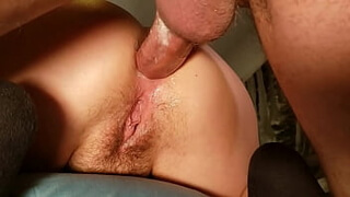 Fuck me hard and fill me up. Amateur anal and pussy creampie compilation