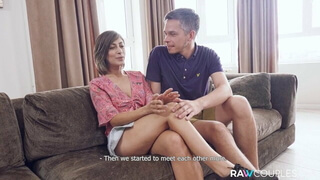 Limea - Lovers Orgasm At A Wide Window