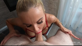Mery Lax Loves Cock, Cum and Coffee. Great Mix.