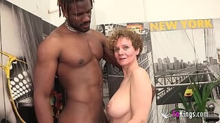 Busty Mercé starts new year by GETTING DRILLED BY A BBC