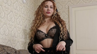 MATURE4K. Man fucked mature woman for distracting him