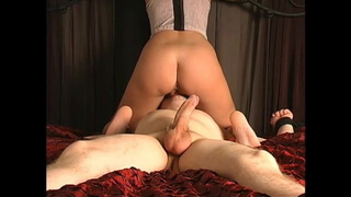 Bound and Pussy Smothered