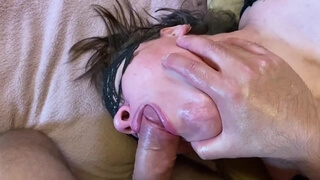 Real Amateur Submissive Sluts Milf. Rimming & Ass Cleaning. POV Red Lipstick Blowjob. Hair Huge Cunt