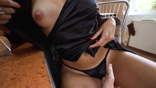 Hot Step Mom Fucked Hard by Son's best Friend