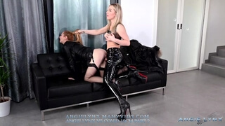 ANGIE LYNX COVID 19CM BECOME a TRANSEXUAL