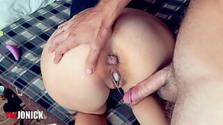 First Time I Pumped My StepSister's Pussy With Cum (It Was Cool!)