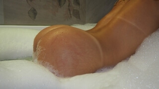 Perfect sex in bathroom with awesome girl DeniseXX.