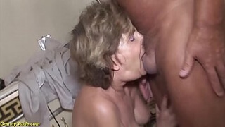 79 years old mom b. anal fucked with stepson