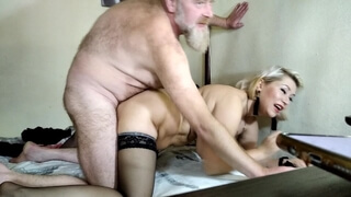 Mature webcam sexy couple from Moscow: marital sex on demand )) Sexy mature bitch AimeeParadise!